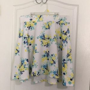 Skirt from Torrid in great condition.